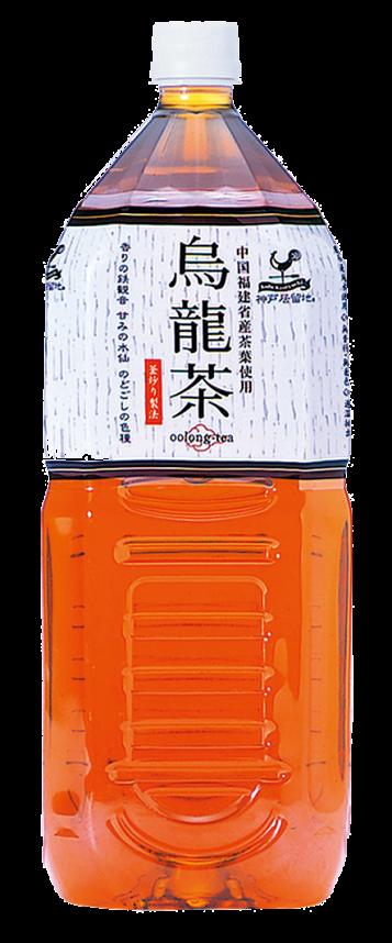 神戸居留地 烏龍茶 2L