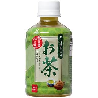 神戸居留地 宇治抹茶入りお茶 280ml