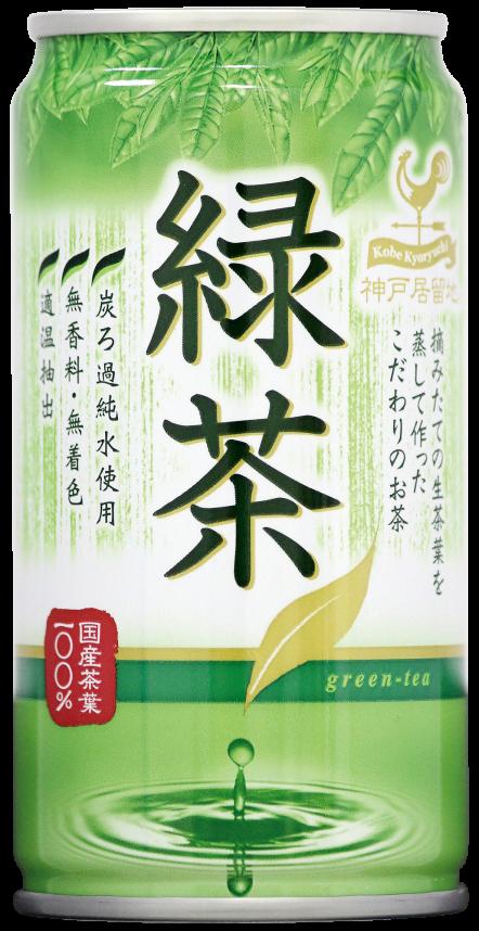 神戸居留地 緑茶 185g