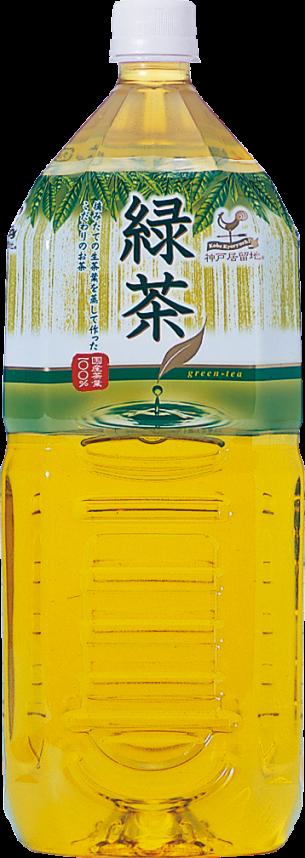 神戸居留地 緑茶 2L