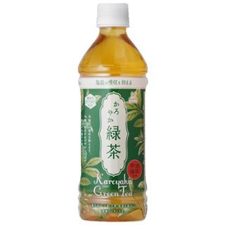神戸居留地 かろやか緑茶 500ml
