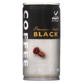 神戸居留地 ブラックコーヒー 185g