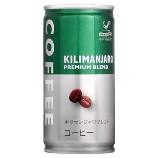 神戸居留地 キリマンジャロブレンドコーヒー 185g