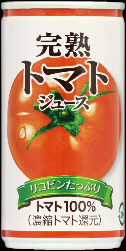 神戸居留地 完熟トマト100%(有塩) 185g