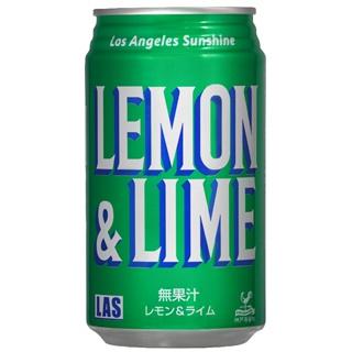 神戸居留地 LASレモンライム 350ml