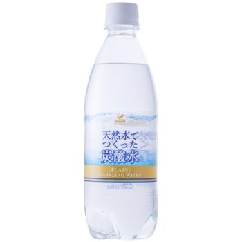 神戸居留地 天然水でつくった炭酸水 500ml