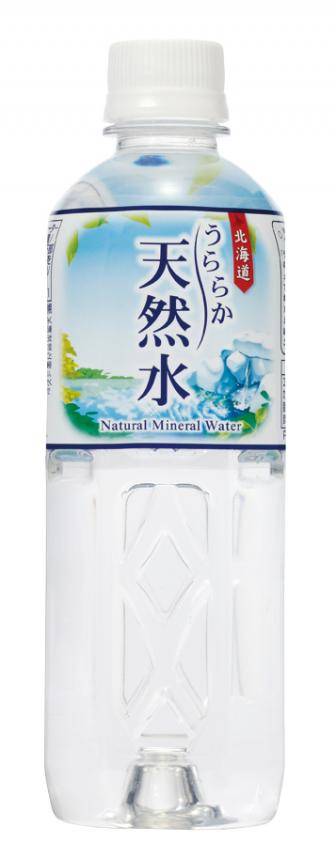 神戸居留地 うららか天然水 500ml