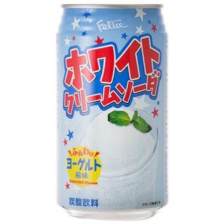 フェリーチェ ホワイトクリームソーダ 350ml