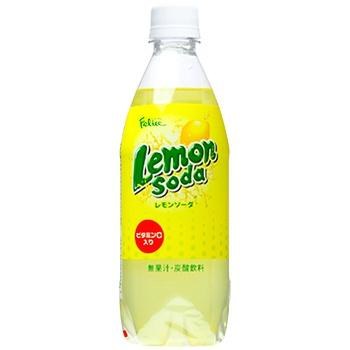 フェリーチェ レモンソーダ 500ml