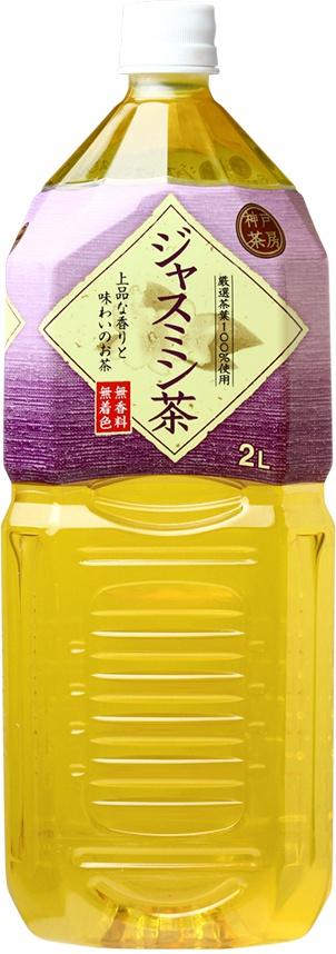 神戸茶房 ジャスミン茶 2L