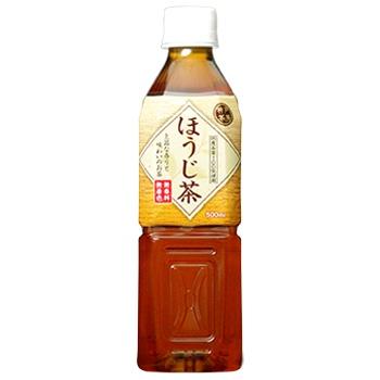 神戸茶房 ほうじ茶 500ml