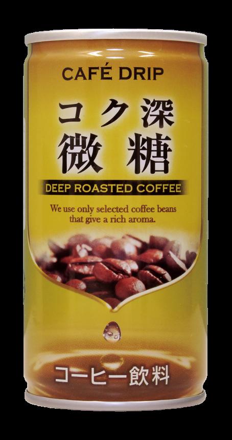 CAFE DRIP コク深微糖 185g