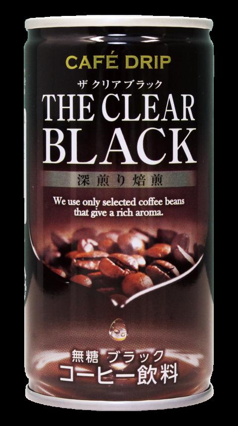 CAFE DRIP ザ クリアブラック 185g