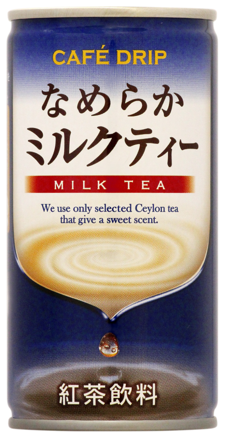 CAFE DRIP なめらかミルクティー 185g
