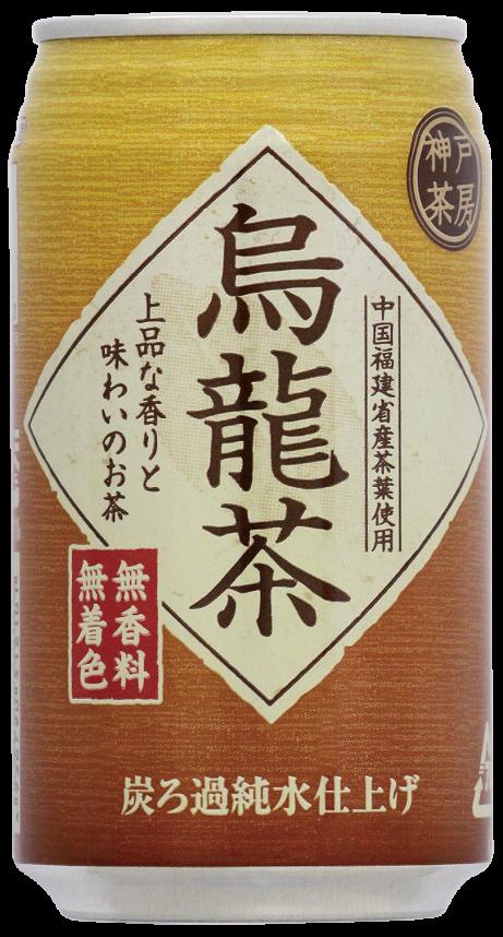 神戸茶房 烏龍茶 340g