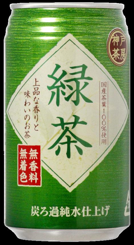 神戸茶房 緑茶 340g