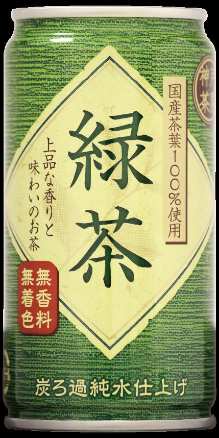 神戸茶房 緑茶 185g