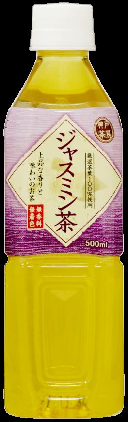 神戸茶房 ジャスミン茶 500ml