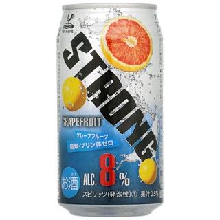 神戸居留地 ストロングチューハイグレープフルーツ糖類ゼロ 350ml