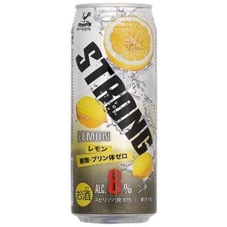 神戸居留地 ストロングチューハイレモン糖類ゼロ 500ml