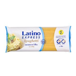 ラティーノ エクスプレス 早ゆでスパゲッティ 600g
