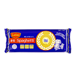 ラティーノ #6 スパゲッティ 1kg