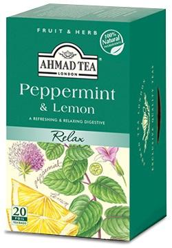 アーマッドティー ペパーミント&レモン ティーバッグ 20袋