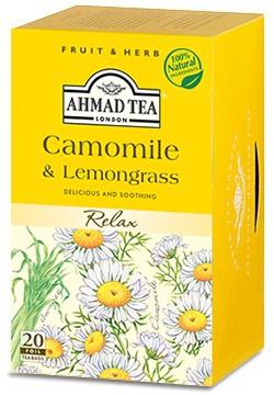 カモミール&レモングラス ティーバッグ 20袋