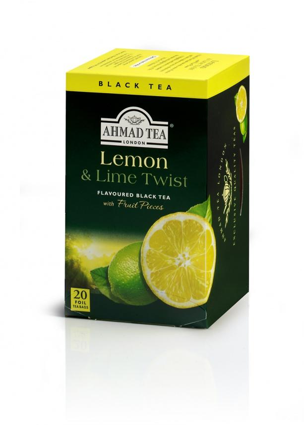 アーマッドティー レモン&ライム ティーバッグ 20袋