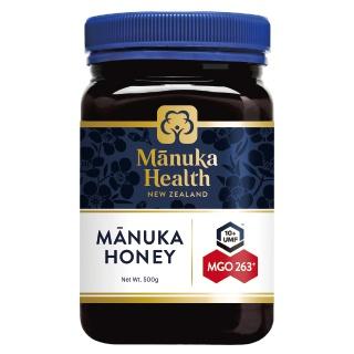 マヌカヘルス マヌカハニーMGO263/UMF10 500g