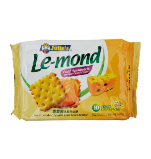 ジュリーズ ル・モンドチェダーチーズクリームサンド