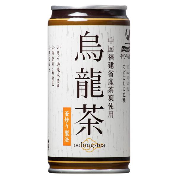 神戸居留地 烏龍茶 185g