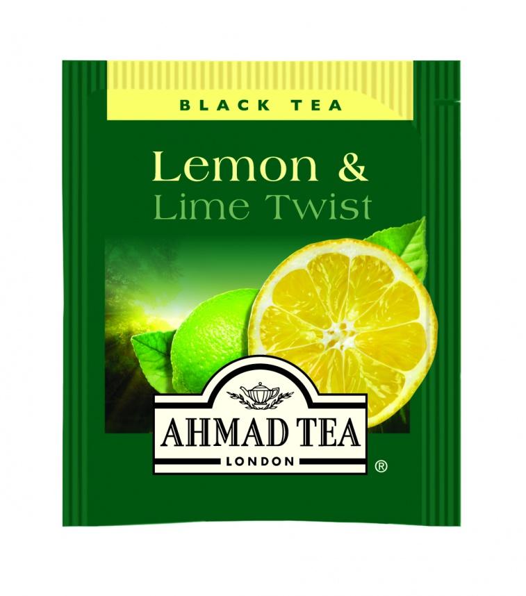 アーマッドティー レモン&ライム ティーバッグ 業務用500袋